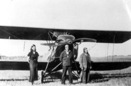 First commercial flight