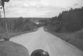 A view of Athabasca