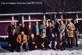 City of Calgary Department Heads Seminar in Banff, 1978 November