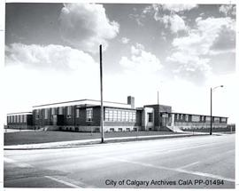 Woodman Junior High School, Calgary, Alberta