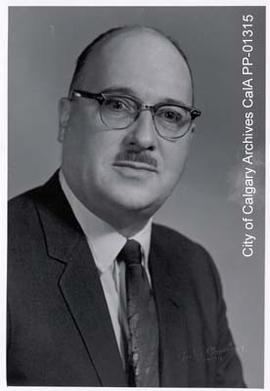City Clerk Harry S. Sales