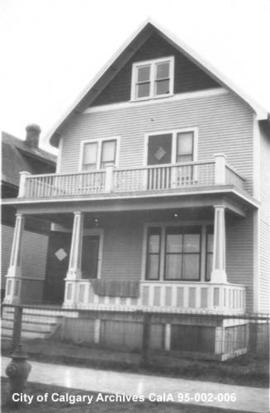 Unidentified House, Calgary, Alberta