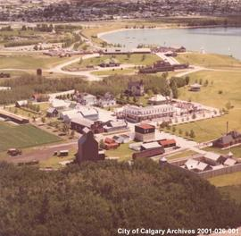 Aerial View of Heritage Park