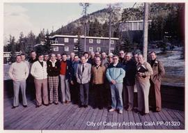 City of Calgary Commissioners and Department Heads Seminar in Banff, 1979