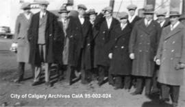 Unidentified Men, Calgary, Alberta