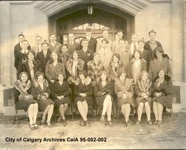 Graduating Students, University of Alberta, Edmonton, Alberta