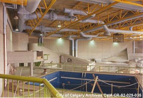 Village Square Leisure Centre Pool Calgary Alberta Alberta On Record
