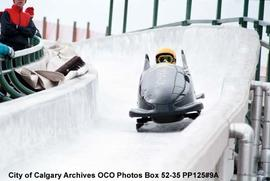 Bobsleigh, Two Man, Jamaica I