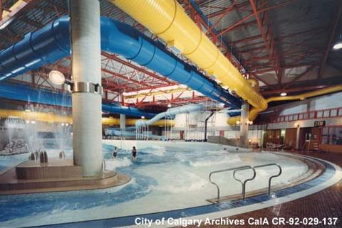 Southland Leisure Centre Wave Pool Calgary Alberta
