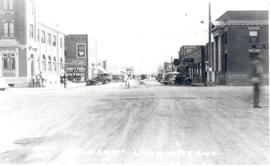 Main Street Lloydminster, Saskatchewan