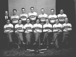 British Consols Softball Team, Wetaskiwin, Alberta.