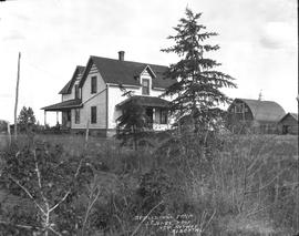 Spruce Hill Farm, J.F. Jones, Prop., New Norway, Alberta