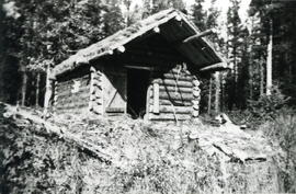 Nose Hill Cabin.