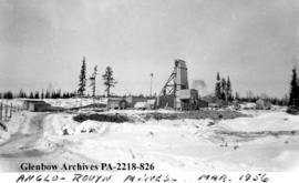 """Anglo-Rouyn Mines"", [probably near Lac la Ronge?], Saskatchewan."