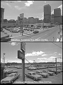 Promotion for Calgary Motor products, Calgary, Alberta.