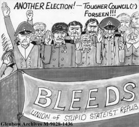 """Another election! - Tougher Council (?) forseen!!!"""