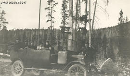 Group in automobile