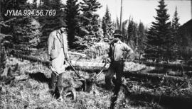 [ Spreckles hunting party], Alberta