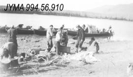 [Bedaux Expedition] : Camps [unidentified], British Columbia