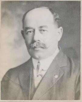 Photograph of Jacob Baltzan.