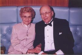 Mandle and Norma Nozick 55th Anniversary.