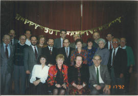 50th Anniversary, Jewish Family Services Edmonton.