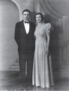 William Comisarow and Sophie Ratner.