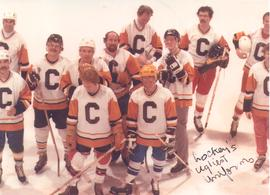 Crown prosecutors hockey team