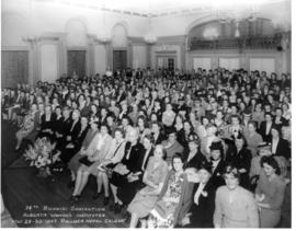 24th biennial convention, Alberta Women's Institutes, May 38-30, 1947, Palliser Hotel, Calgary, A...