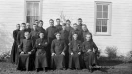 Seminarians and priests