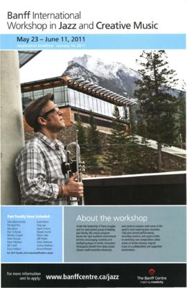 Banff International Workshop in Jazz and Creative Music