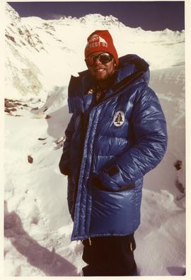 Expedition member Dwayne Congdon : [photograph]