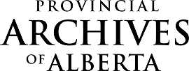 Go to Provincial Archives of Alberta
