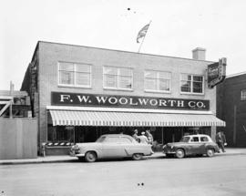 F. W. Woolworth Co. Ltd., Red Deer
