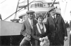 Florence Cottingham, Powell River