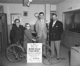 CKRD Radio station, Red Deer