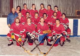Alliance Church hockey team, Red Deer