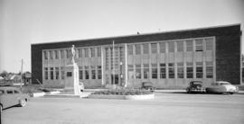 Federal Building, Red Deer