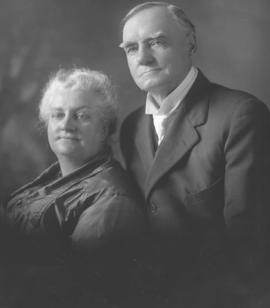 William and Minnie Postill