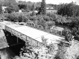 Bridge at 53 Street, Red Deer
