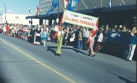 Parade for the Folk Festival, Red Deer