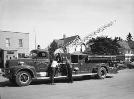 Fire Department, Red Deer