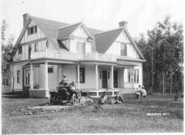 Edward Michener house