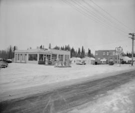 White Rose gas station, Red Deer
