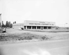 Union Tractor and Equipment Co. Ltd., Red Deer