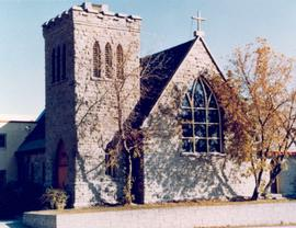 St. Luke's Anglican Church, Red Deer