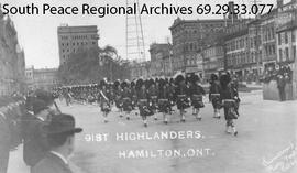 The 91st Highlanders