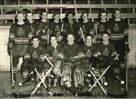 Grande Prairie Legion Hockey Team