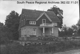 J. D. Albright home, Beamsville, Ontario
