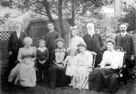 Hothersal & Holmes Families